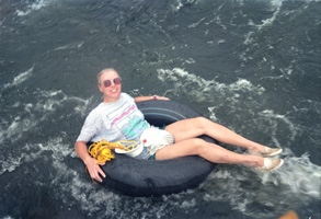 tubing is great